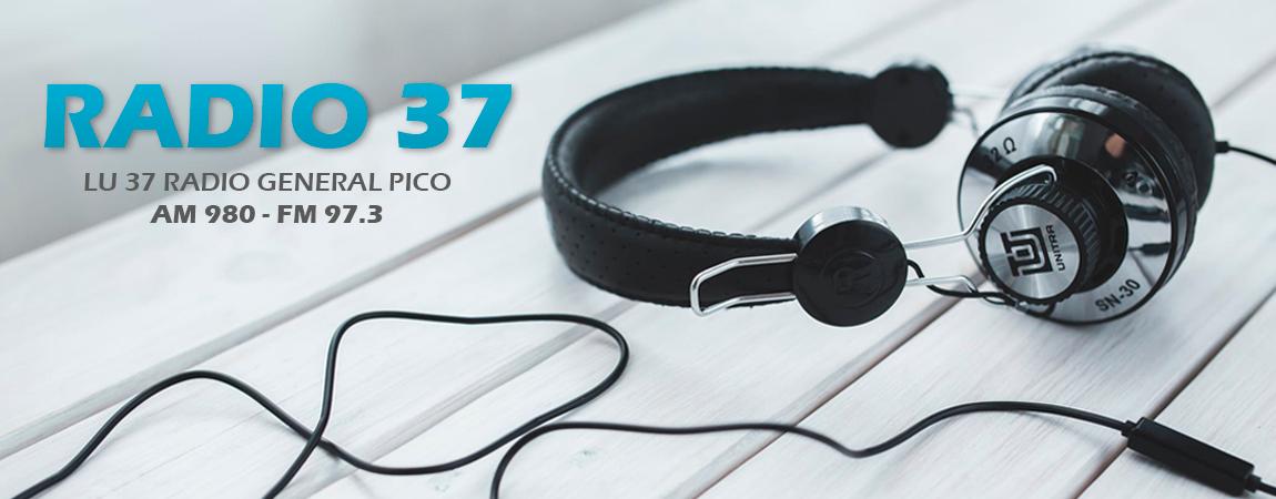 Radio 37 AM 980 / FM 97.3 - General Pico, La Pampa