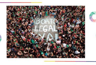 """Inaugura muestra fotográfica """"Derecho al aborto legal"""""""
